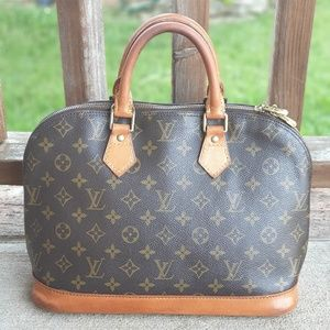 Louis Vuitton Authentic Alma PM